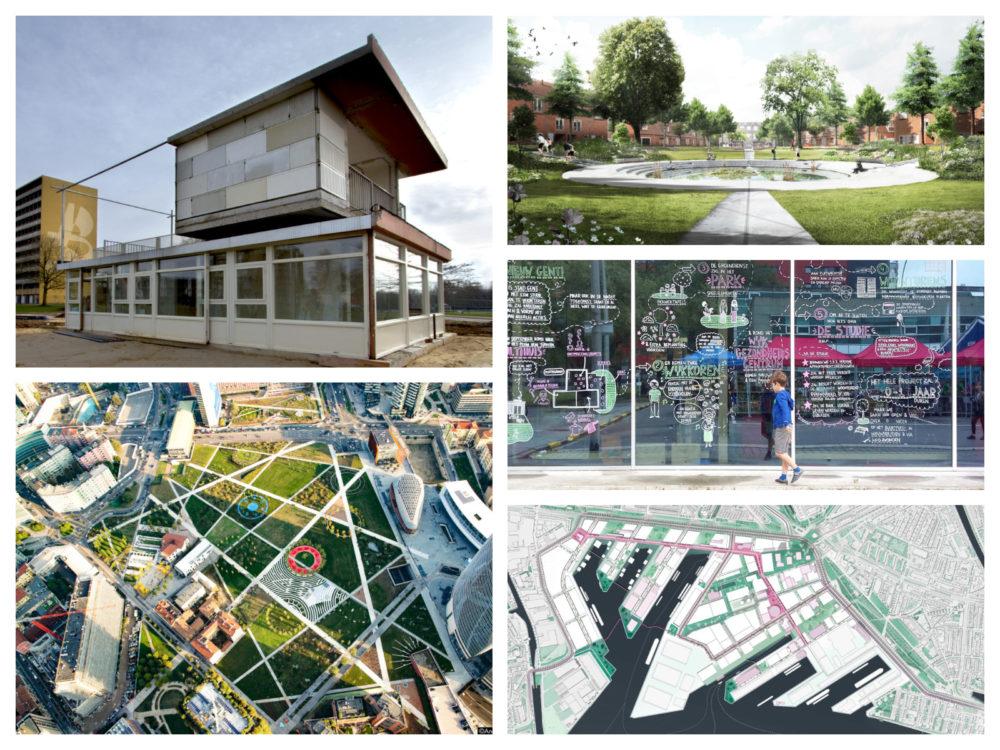 Tien best bekeken stedenbouwprojecten in 2019