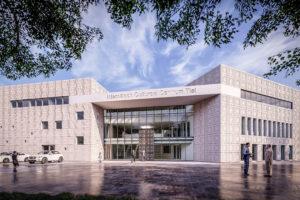 Islamitisch Cultureel Centrum in Tiel door Theo Verburg Architecten