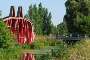 Wisselende perspectieven – Maximapark in Leidsche Rijn Utrecht