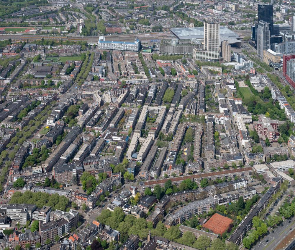 Blog – Architectuur in de Biotex – Vijftig jaar stadsvernieuwing in Rotterdam
