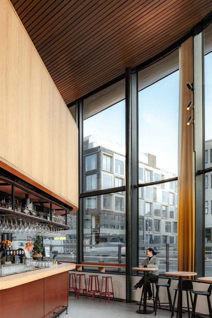The Traveller in Amsterdam door Powerhouse Company. beeld Sebastian van Damme
