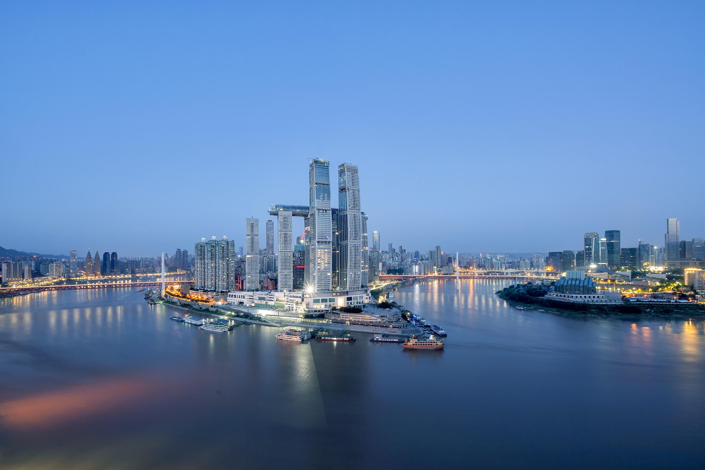 <p>In een globaliserende wereld hebben steden iconen nodig om zich te onderscheiden Beeld CapitaLand</p>