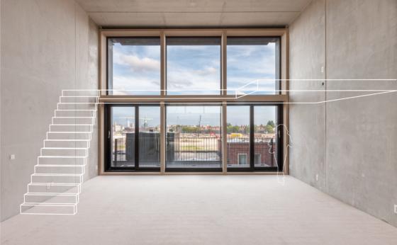 Blog – Open bouwen in de lift