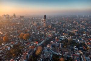 Strategie Utrecht 2040: meer groen en water