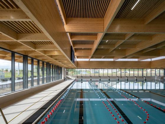 Zwembad 't Rosco in Ronse (B) – VenhoevenCS i.s.m. BURO II & ARCHI+I