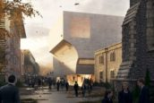 krft ontwerpt Performance Arts Centre (PAC) voor Brighton College