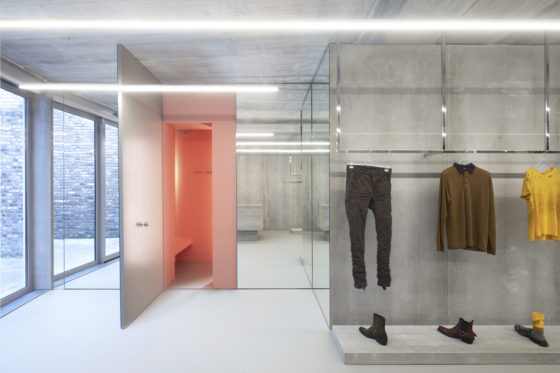 Winkelinterieur in Sittard – Maurice Mentjens