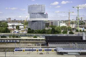 nhow Amsterdam RAI hotel door OMA opent binnenkort haar deuren