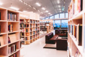 SELECT Bibliotheek die geen bibliotheek heet: Forum Groningen door NL Architects