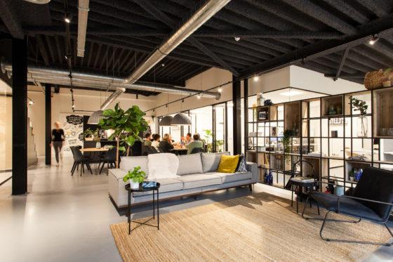 Interieurontwerp modern bedrijfspand te Nijmegen – Bob Romijnders Architectuur + Interieur