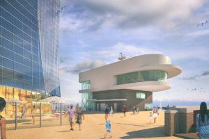 Scheveningen krijgt nieuwe bediencentrale door studioSK en VANDELUNE