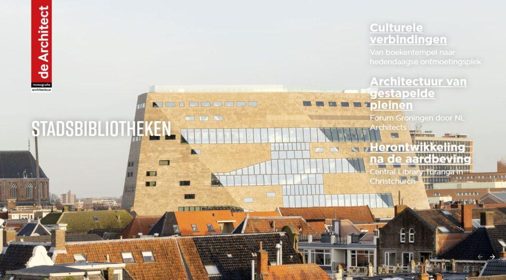 Cover monografie stadsbibliotheken