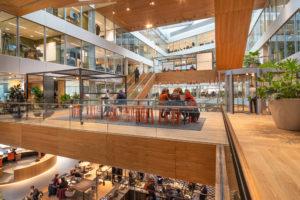 SELECT – Digitaal platform – ING hoofkantoor Cedar Amsterdam door Benthem Crouwel Architects, HofmanDujardin en Karres+Brands