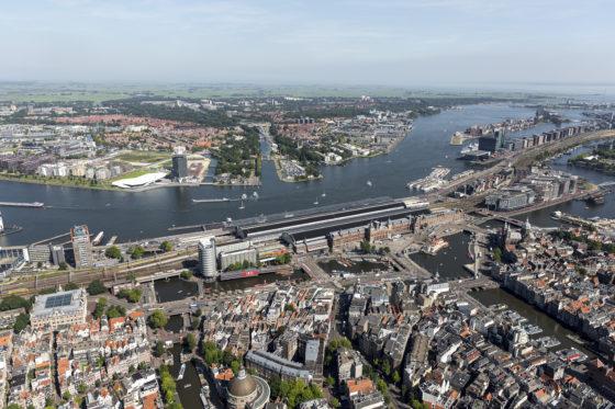 Eerste fase visienota oeververbindingen IJ Amsterdam gepubliceerd