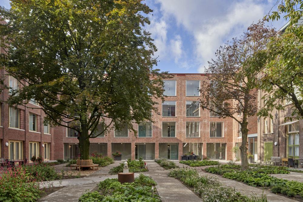 Woongebouw 1 voor Klooster Oude Dijk in Tilburg – Shift