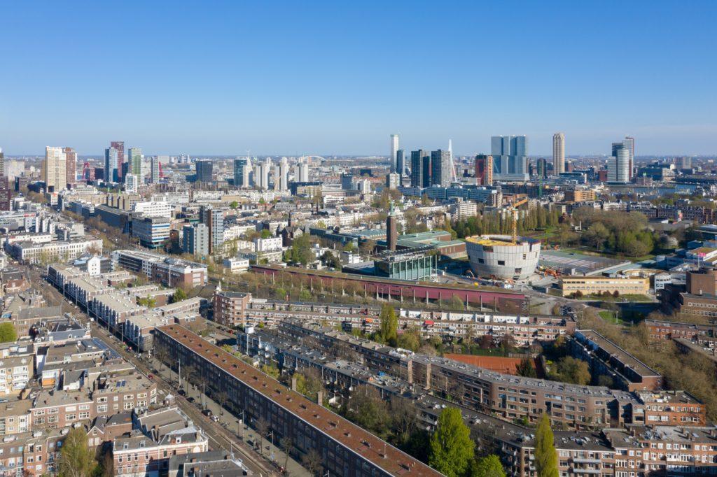 Depot Boijmans Van Beuningen in Rotterdam door MVRDV. Beeld: Ossip van Duivenbode