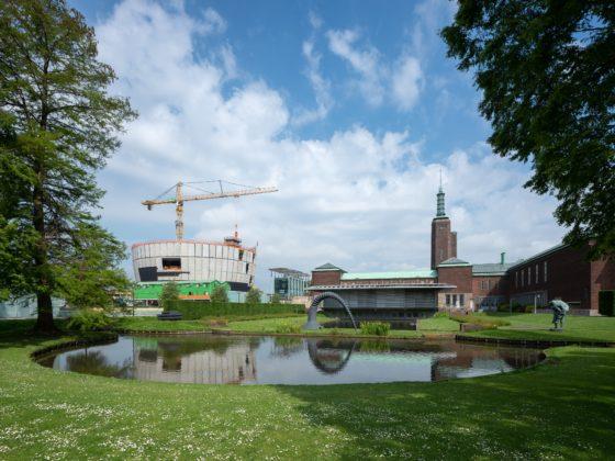 Architectenselectie Museum Boijmans Van Beuningen