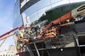 """""""Lief bolletje in het Rotterdamse landschap"""": Depot Boijmans Rotterdam door MVRDV"""